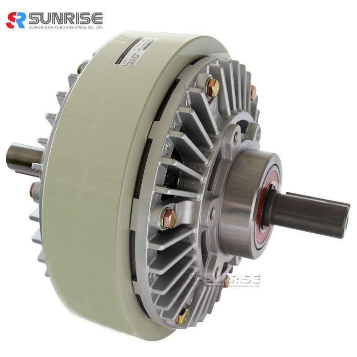 magnetic powder clutch and brake
