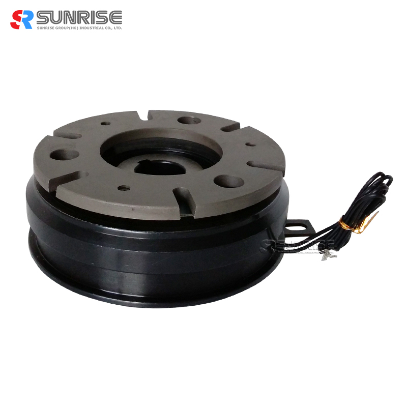 factory manufacture electromagnetic clutch electromagnetic brake with tension controller