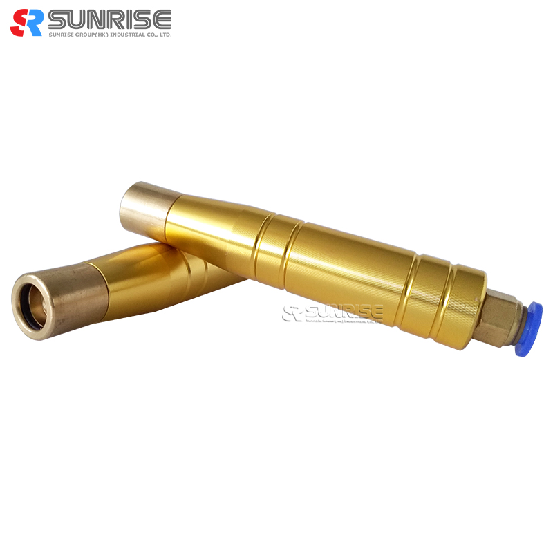 Air Inflating Gun for Printing Machine Air Shaft with Safety Chuck